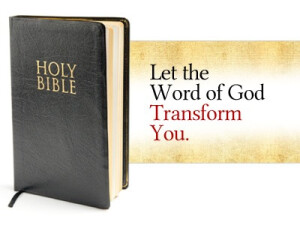 Transformed by Bible Study