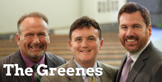 The Greenes in Concert