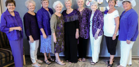 May 12 Women's Ministry Spring Luncheon