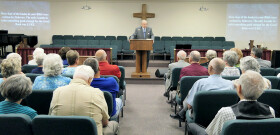 Nov 5 PM With Dr. Wes Tracy Preaching