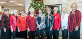 Dec 8 Women's Ministry Christmas Luncheon