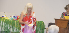 Ladies Hula Luncheon, August 2018